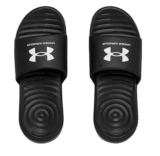 Under Armour Boy's Ansa Fixed Slides