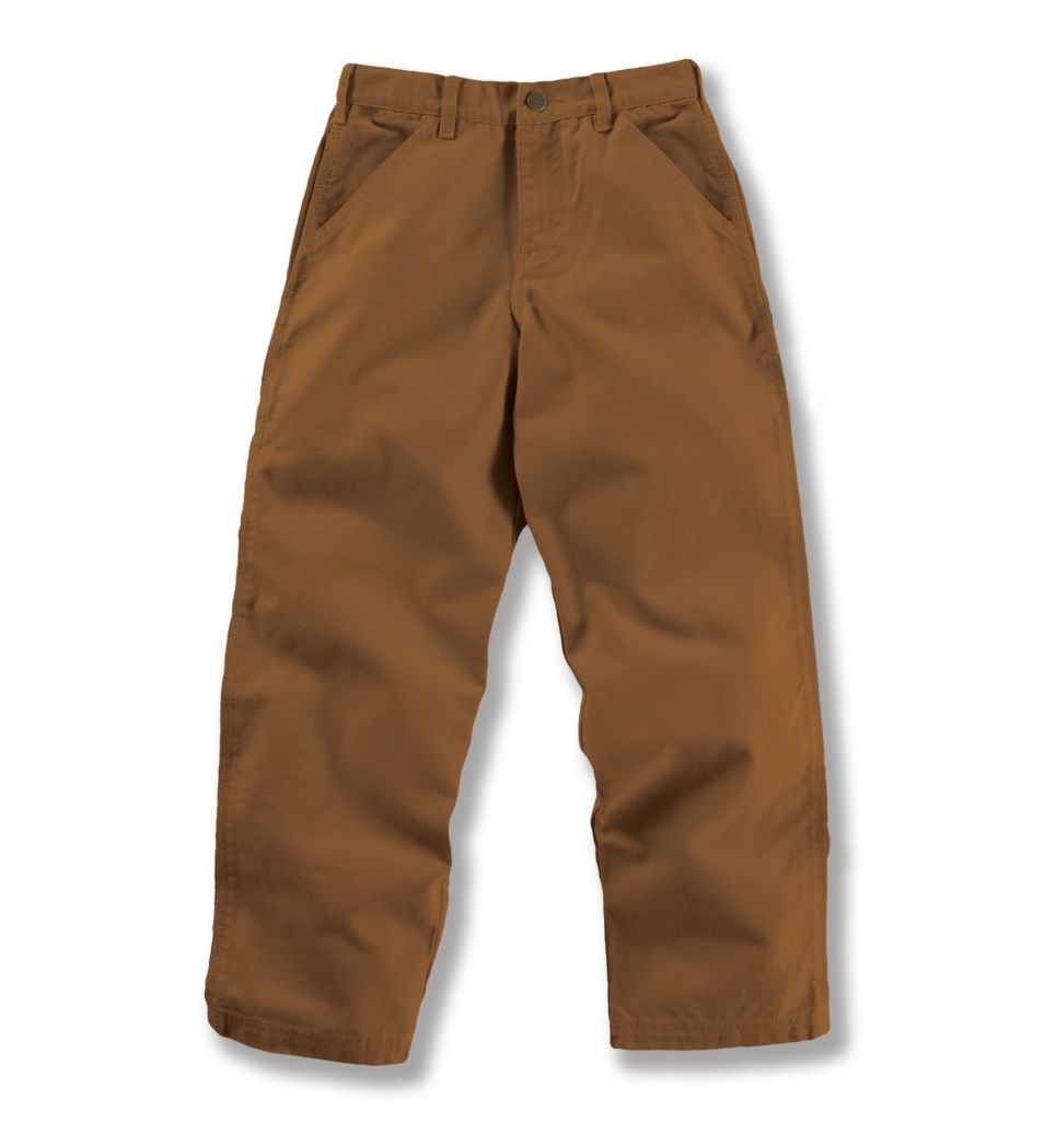 Carhartt Infant Boy's Washed Duck Dungaree Pant CK8303