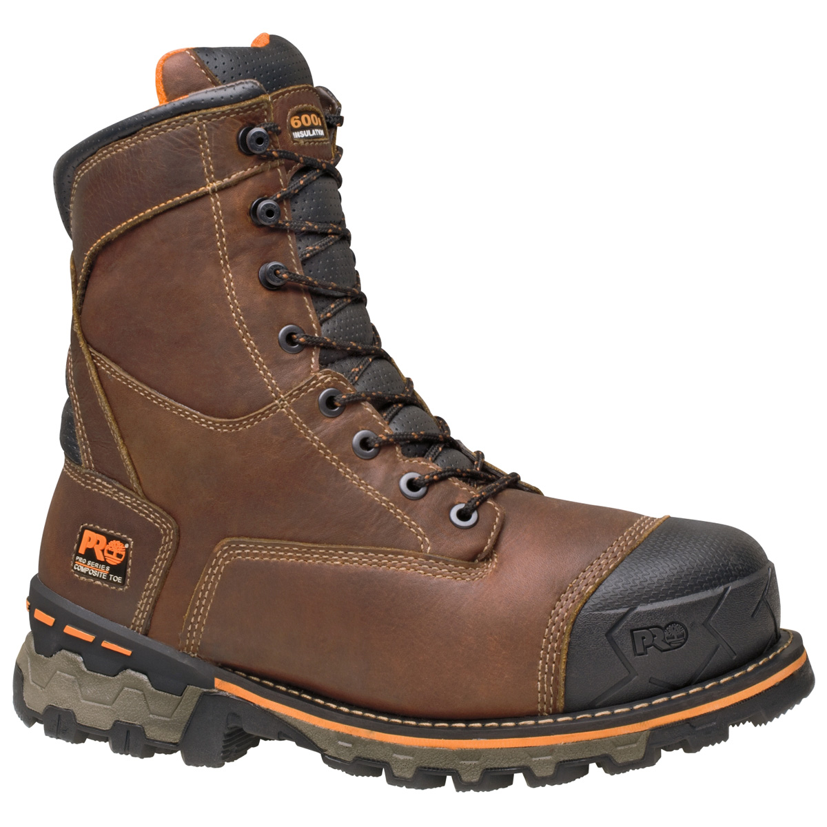 Timberland Men's PRO® Boondock WP Insulated Safety Toe 89628