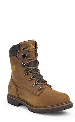 "Chippewa 8"" Heavy Duty Tough Bark WP Ins Lug 55068"