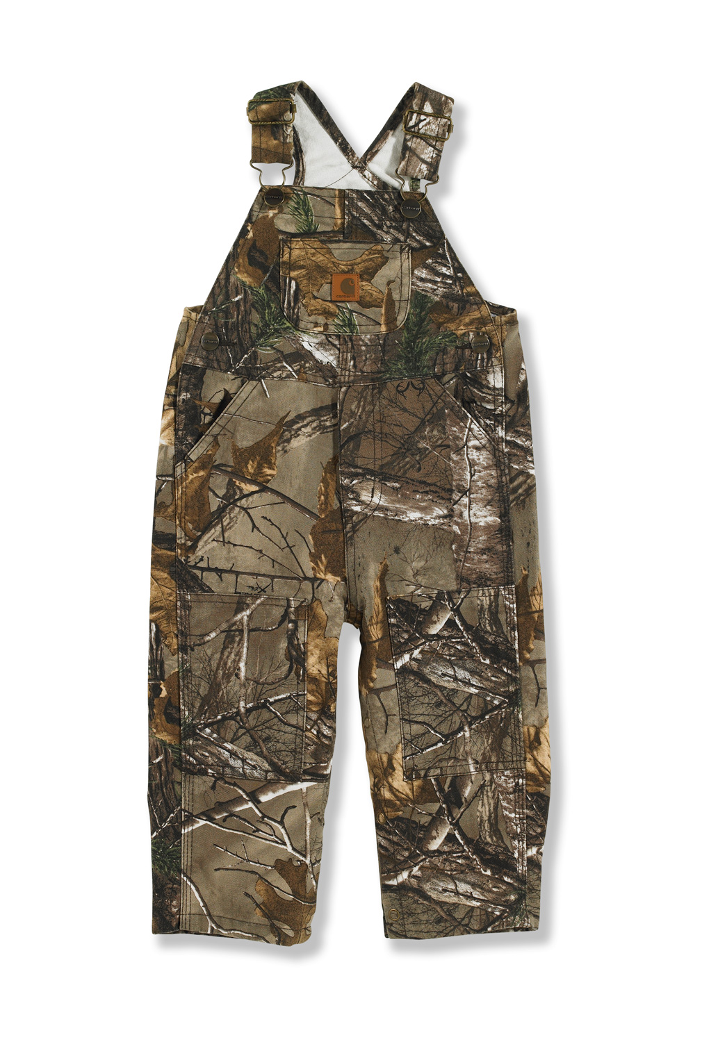 Carhartt Infant Boy's Washed Realtree Xtra® Bib Overalls Sizes 3m-24m