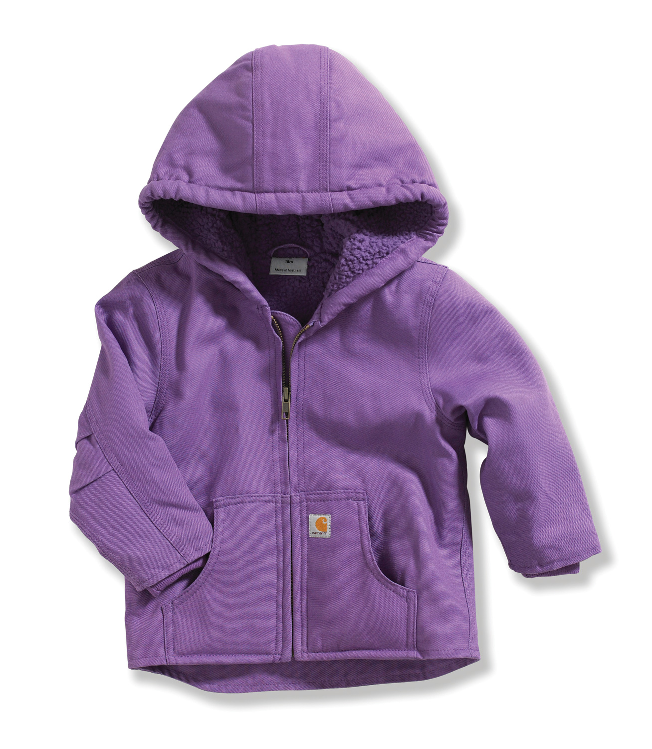 Carhartt Toddler Girl's Redwood Jacket CP9460