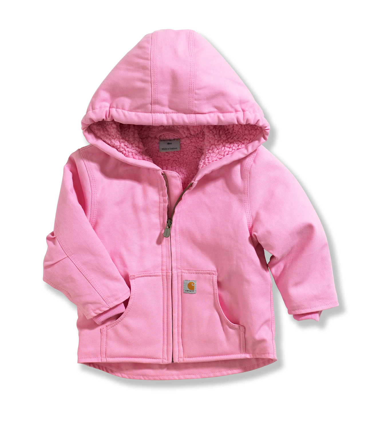 Carhartt Infant Girl's Redwood Jacket CP9460