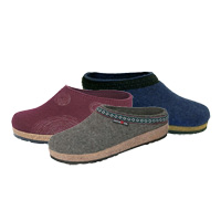 Women's Wool Clogs