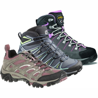 Women's Hiking - Day Hiking Boots